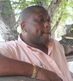 Taxi operator Anthony Breedy.