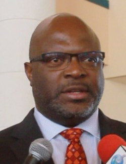 Attorney General and Minister of Home Affairs  Adriel Brathwaite