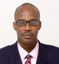 BSE General Manager Marlon Yarde