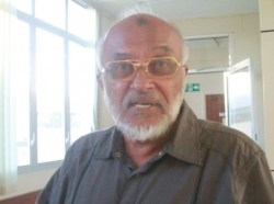 Chairman of the BTA Abdul Pandor