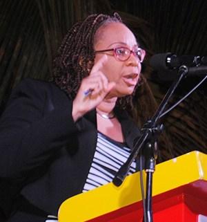 Dr Maria Agard