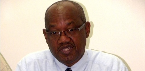Cedric Murrell, the president of the Congress of Trade Unions and Staff Associations of Barbados (CTUSAB)
