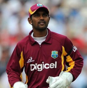 Denesh Ramdin says he is under no pressure.