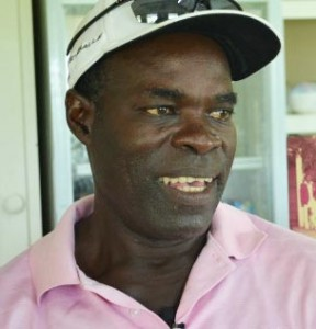 Franklyn Stephenson was the driving force behind the developmental tour.