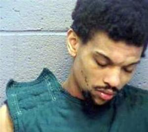 This image made available by the Durham County Jail today shows Alan Tysheen Lassiter, 29, of Raleigh, North Carolina.