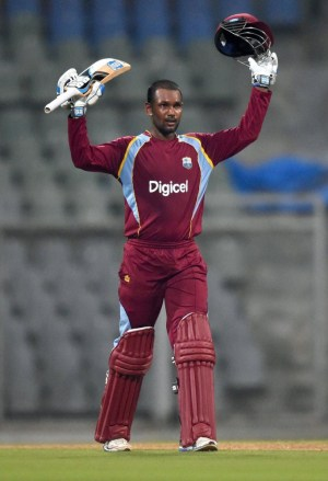Sacked West Indies captain Denesh Ramdin