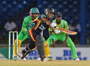 Shivnarine Chanderpaul will be seeking to have a major impact on the Guyana Jaguars this year.