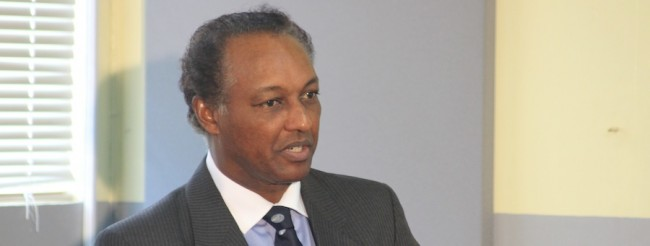 Director of Public Prosecution (DPP) Charles Leacock