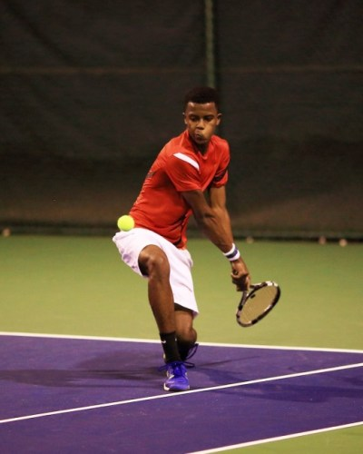 Xavier Lawrence won the 2015 SOL Men's Open national championship.