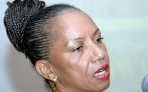Professor Eudine Barriteau chaired the panel that has recommended the WICB be no more.