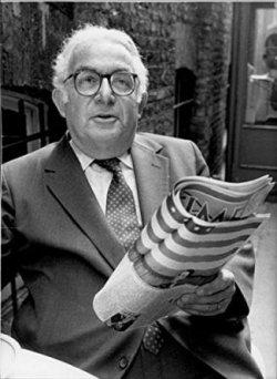 Henry Anatole Grunwald, former editor of Time magazine
