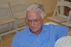 Owner of Crane Resort Paul Doyle.