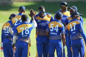 Barbados Pride had reason to celebrate today after defeating the ICC Americas.