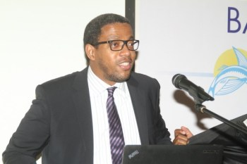 Eddy Ventose, professor of law at the UWI,  Cave Hill Campus.