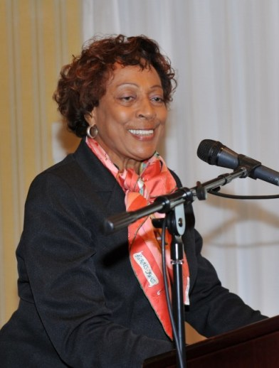 Former Barbados Community College (BCC) Principal Norma Holder