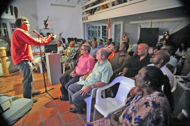 Dr Tennyson Joseph argues that the 50th Anniversary Celebrations of Barbados' Independence is more a wake.