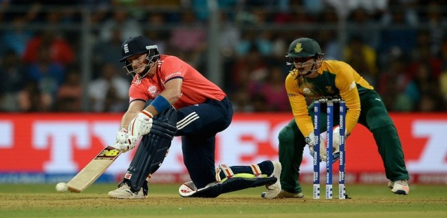 Joe Root played a breathtaking innings for England.