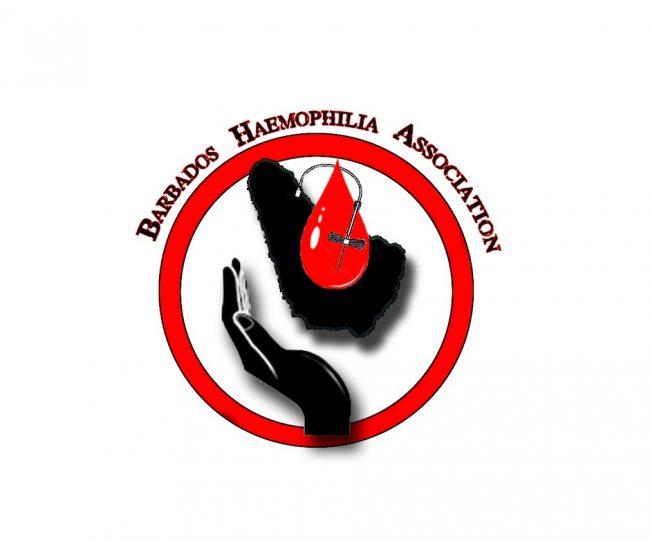 BarbadosXHaemophiliaXAssociationXlogo
