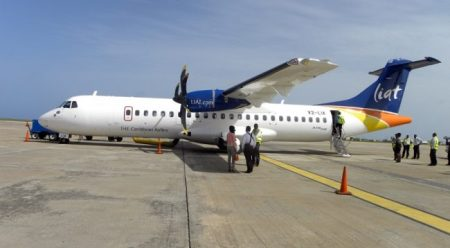 Government's support for LIAT came under heavy scrutiny.