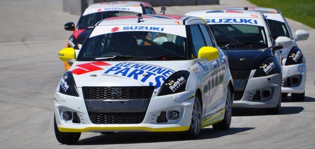 The Suzuki Challenge Series Swift Cup returns to Bushy Park on Sunday