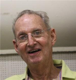 The late Tony Cozier