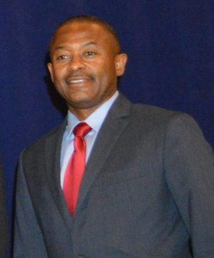 BEC President Ian Gooding-Edghill