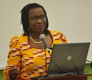Dr Alafia Samuels.