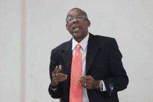 Roland Waithe wants to see corporal punishment removed from schools in Barbados as soon as possible.