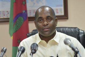 Prime Minister Roosevelt Skerrit says the repercussions will be felt almost immediately in Dominica which depends heavily on foreign aid.