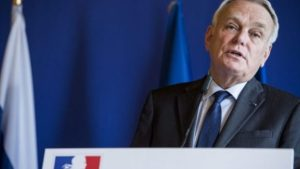 """Ayrault said France needed a """"credible and reliable"""" partner."""
