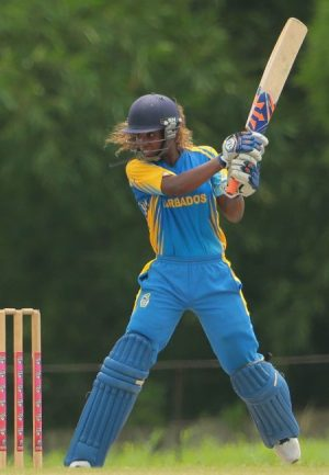 Hayley Matthews will be one of Barbados' main batters.