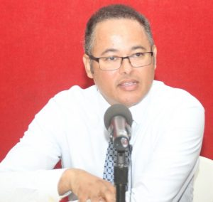 Managing Director of the Barbados Light & Power Company Roger Blackman