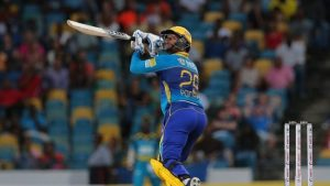 Nicholas Pooran was in sublime touch for the Barbados Tridents.