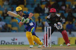 AB de Villiers blasted 82.