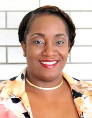 BNA president Neisha Craigwell.