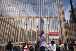 Haitians who arrive at the border without visas will be put into expedited removal proceedings.