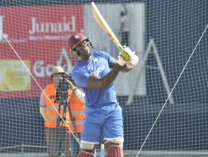 Carlos Brathwaite looking to prevent his first overseas Twenty20 assignment in charge being a whitewash.