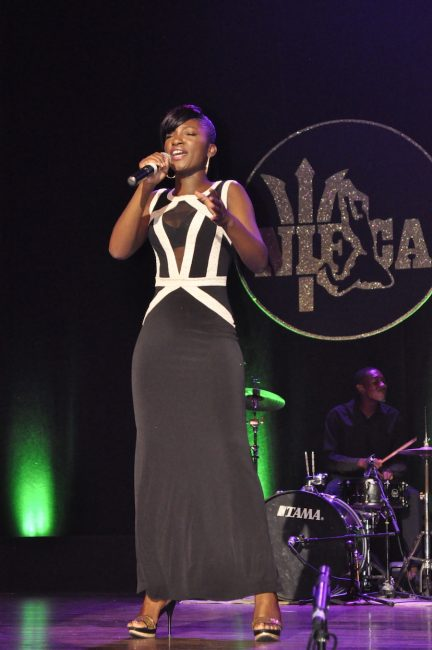 Adela Payne's rendition of No More Nights was good enough to earn her a spot in he finals.