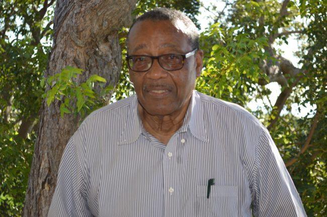 Veteran journalist Tony Best