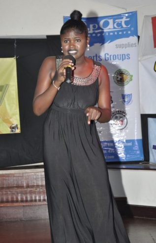 Kenya Joseph has been among the top contestants in the competition.