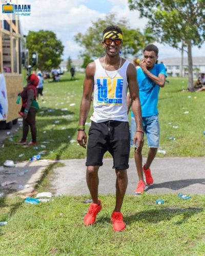 DJ Puffy made an appearance at the carnival.