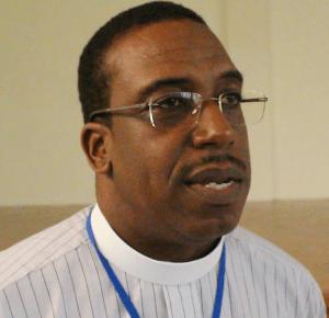 Reverend Dr Marcus Lashley