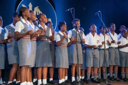 Many will be heading to the NIFCA Music finals to see the award winning Coleridge & Parry school choir.