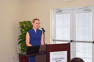 Lecturer at the CDRC Christina Howitt