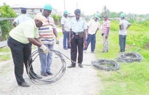 GPL lost US$370M in last ten years because of electricity theft.