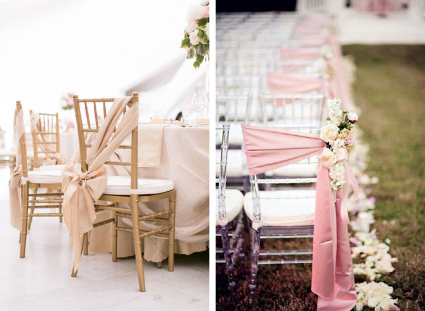 sash for chairs tell city rocking chair different ways to tie sashes | weddings by malissa barbados