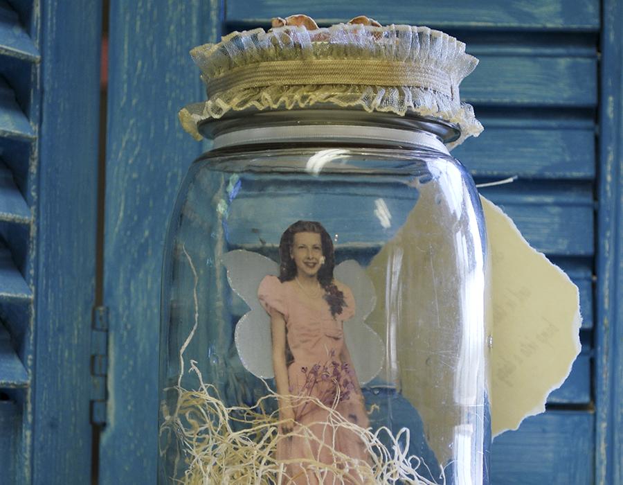 closeup fairy jar mom | Barb Ann Desigsn |