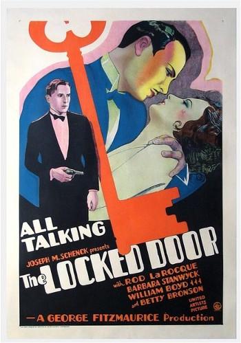 The Locked Door Poster