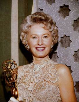 Barbara Stanwyck Awards: 1961 Emmy for The Barbara Stanwyck Show