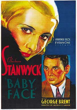 Barbara Stanwyck Movies: Baby Face, pre-code masterpiece
